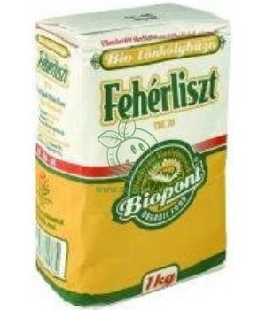 Tönkölybúzaliszt bio, Biopont (fehér liszt)