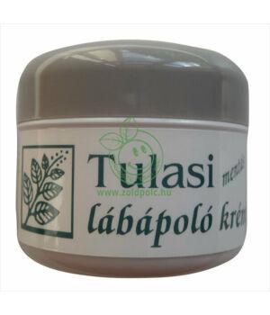 Tulasi lábápoló krém (menta)