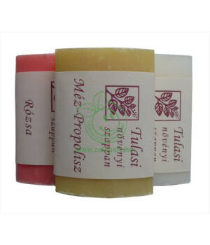Tulasi növényi szappan (csipkebogyó)