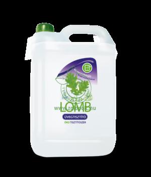 Zöldlomb alkoholos üvegtisztító (5000ml)