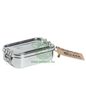 Uzsonnás ételhordó doboz rozsdamentes acélból