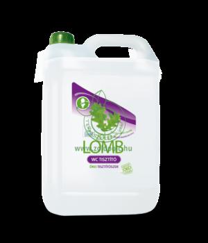 Zöldlomb ecetes WC-tisztítószer (5000ml)