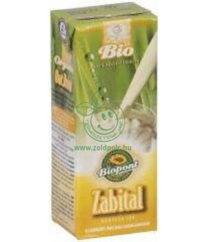 Zabital bio, Biopont (vanília,200ml)