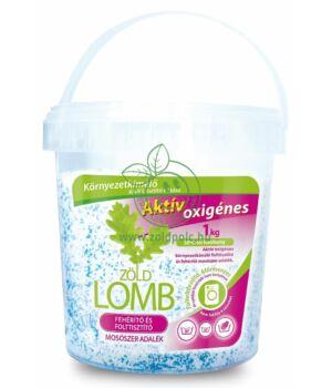 Zöldlomb fehérítő és folttisztító mosószer adalék 1kg