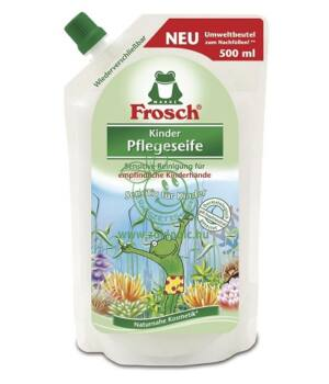Frosch folyékony szappan utántöltő (gyerek)