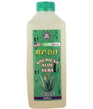 Aloe vera juice, amerikai