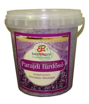 Parajdi fürdősó 1000 g (levendula)