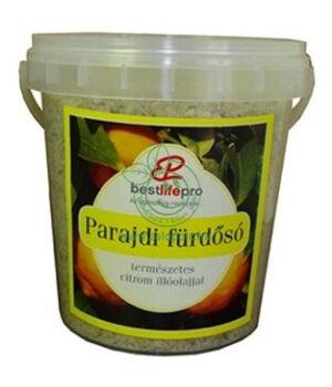 Parajdi fürdősó 1000 g (citrom)