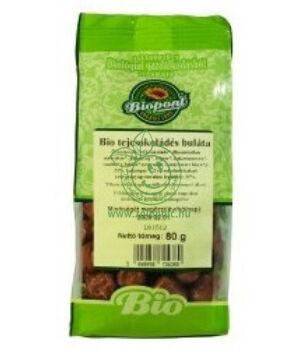 Bio buláta csokoládés, Biopont (tej)