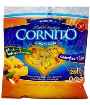 Cornito gluténmentes tészta (kiskagyló)