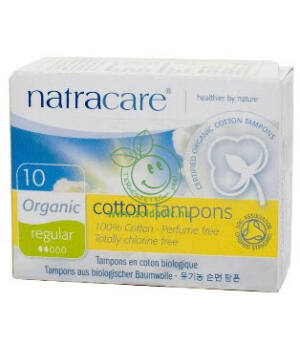 Natracare tampon (normal,10db)
