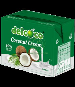 Kókuszkrém, Delcoco (200ml)
