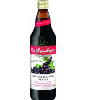 Dr. Steinberger gyümölcslé, bio (feketeribizli)
