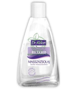 Dr. Kelen relaxáló masszázsolaj (150ml)