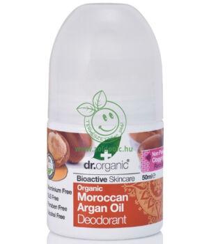 Dr. Organic dezodor (argán olaj)