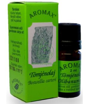 Aromax illóolaj (tömjén)
