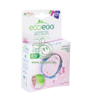 Mosógolyó utántöltő, Ecoegg (210 mosás,tavaszi illat)