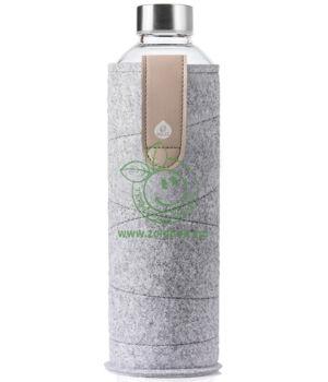 Equa mismatch üveg kulacs (Homok,750 ml)