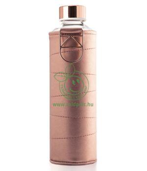 Equa mismatch üveg kulacs (Bronz,750 ml)