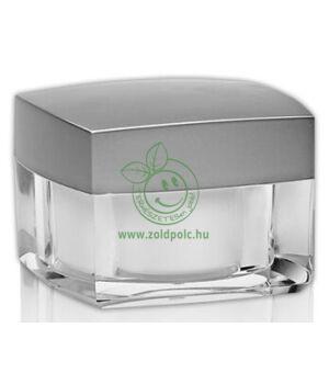 Exkluzív ezüst akril tégely (30ml)