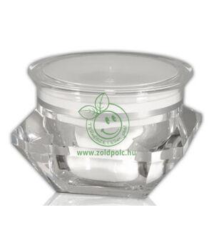 Exkluzív gyémánt akril tégely (30ml)