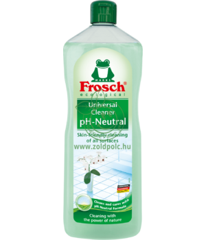 Frosch univerzális, pH semleges tisztító 1000ml