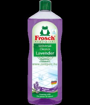 Frosch univerzális tisztító 1000ml (levendula)