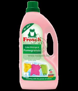 Frosch mosószer color gránátalmás 1,5l