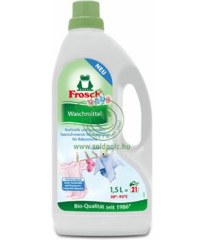 Frosch mosószer baby 1,5l