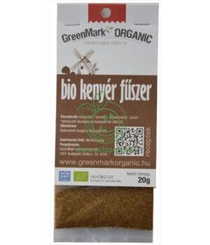 Fűszerkeverék bio, GreenMark (Kenyér)
