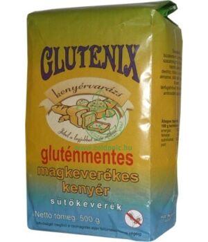 Gluténmentes kenyér sütőkeverék, Glutenix