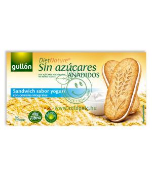 Joghurtos szendvicskeksz, Gullon