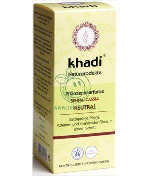Hajápoló kúra, Khadi