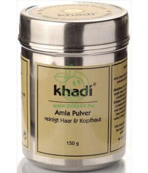 Hajpor, Khadi (érzékeny fejbőrre)