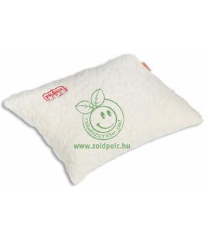 Tönköly párna, alvó (30x40cm,gyapjú)