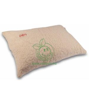 Tönköly párna, alvó (50x70cm,gyapjú)