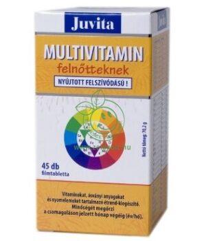 Multivitamin felnőtt, Jutavit