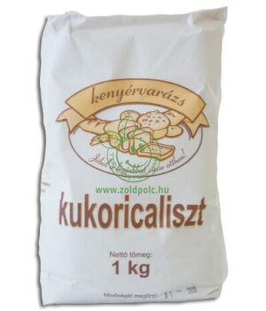 Kukoricaliszt, Kenyérvarázs