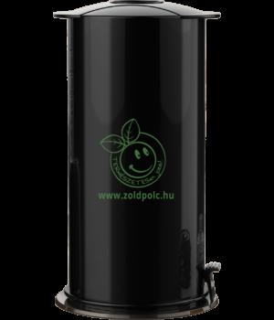 Pet palack tömörítő, kézi (fekete)
