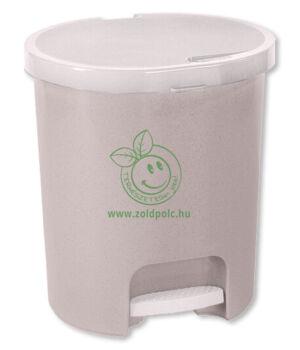 Pedálos szemetes, műanyag Bin 25l (szavanna)
