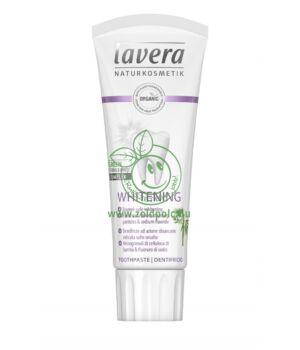 Lavera Basis Sensitive fogkrém (fehérítő)