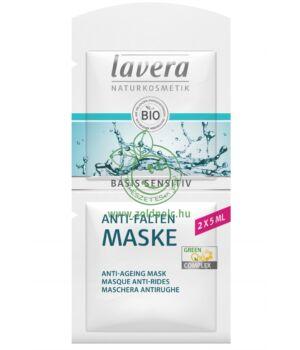 Lavera Basis Sensitive Q10 öregedésgátló arcmaszk