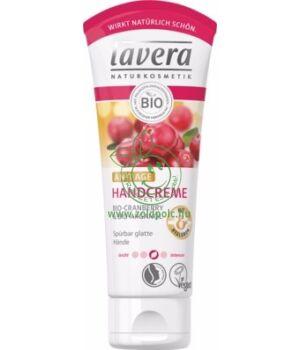 Lavera Body Spa kézkrém (vörösáfonya)