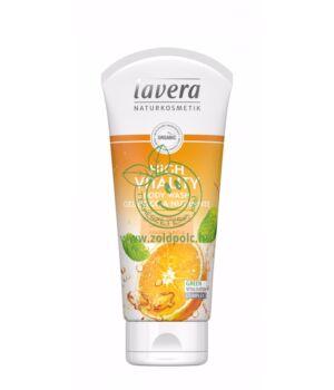 Lavera Body Spa tusfürdő (narancs-menta)