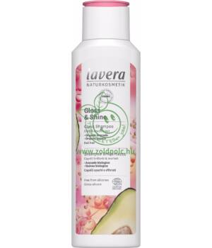 Lavera Hair sampon (fénytelen hajra)