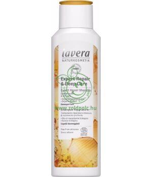 Lavera Hair sampon (sérült,töredezett hajra)