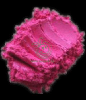 Ásványi színezék por, Mica (pirosas lila)