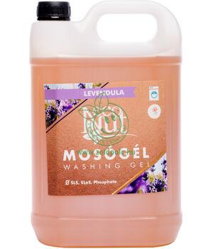 Mosódió mosógél sls mentes, Econut (5l,levendula)