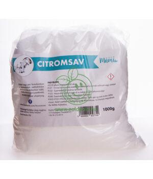 Citromsav (1000g)