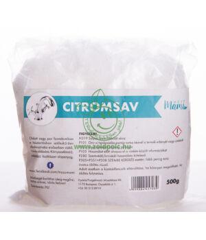 Citromsav (500g)